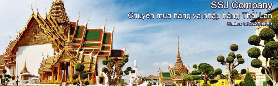 Mua hộ hàng Thái