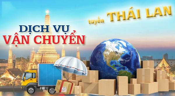 SSJ vận chuyển hàng từ Thái Lan về Quảng Trị