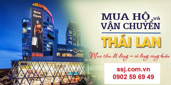 Quý Nam mua hộ dầu gió và vận chuyển hàng Thái Lan về Việt Nam