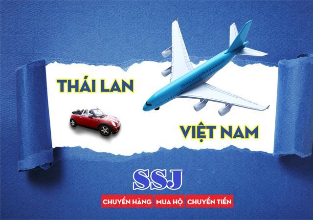 Quý Nam vận chuyển xà bông cám gạo Thái Lan