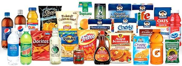 Các mặt hàng tiêu dùng Thái Lan
