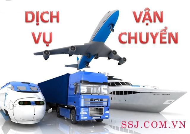 SSJ chuyên vận chuyển hàng hóa