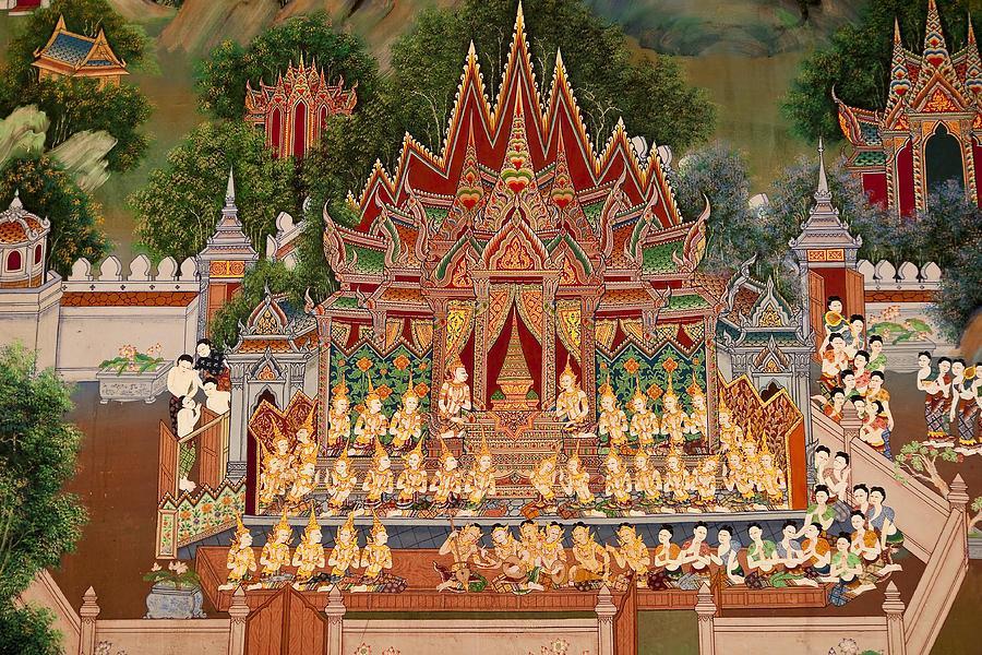 Thái Lan sứ sở của đền chùa
