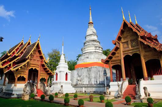 Thái Lan- sứ xở chùa vàng