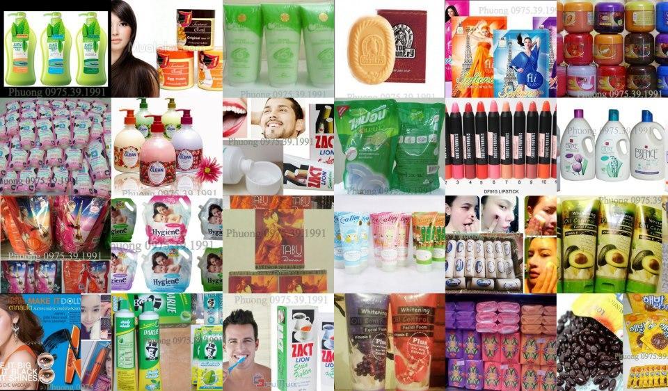 Nhập hàng Thái Lan về bán