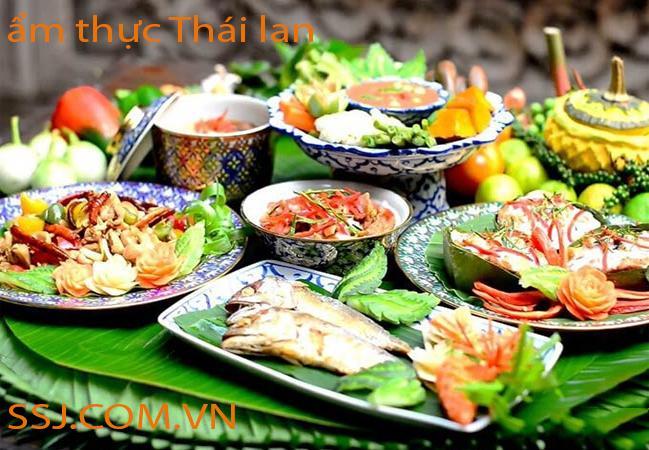 Ẩm thực Thái Lan 01