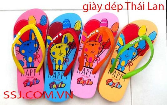 Giày dép Thái Lan 1