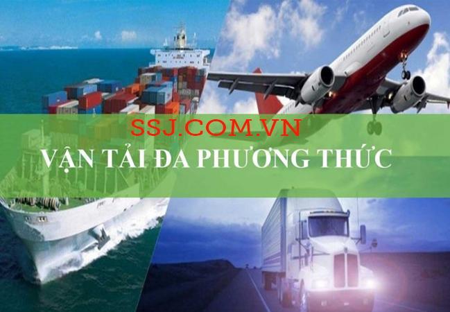 SSJ - vận chuyển hàng đa phương thức