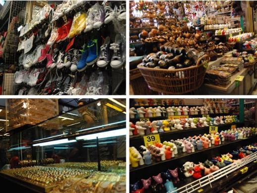 Hàng giày dép Thailand