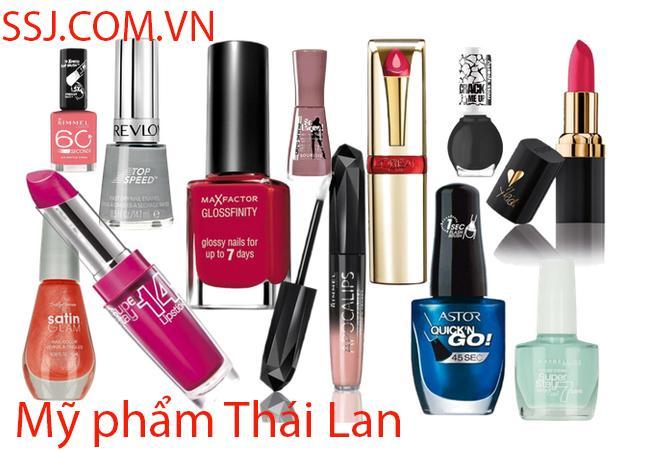 Quý Nam mua hộ mỹ phẩm, nước hoa Thái Lan