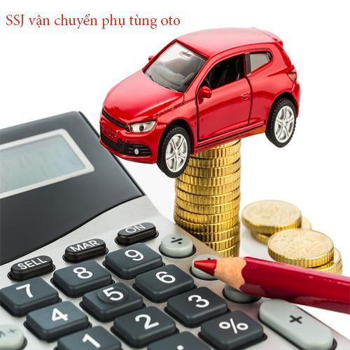 Vận chuyển phụ tùng ô tô Thái Lan