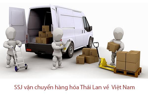 Quý Nam mua hộ hàng Thái Lan