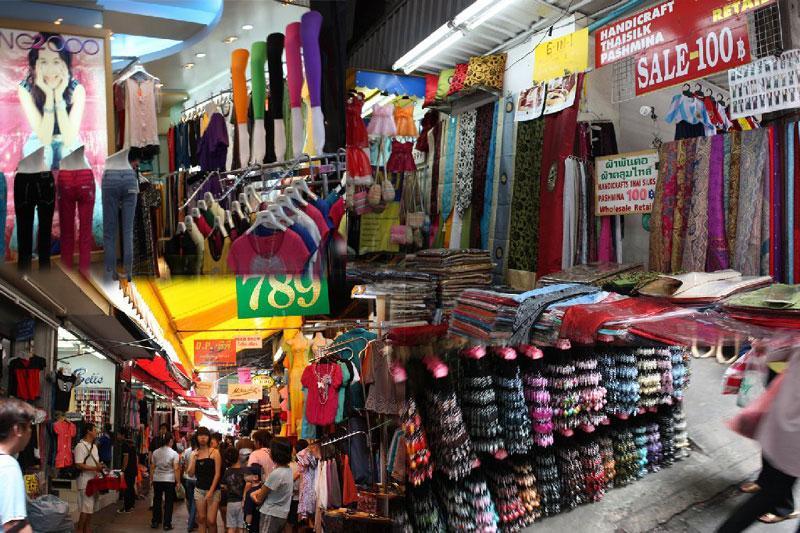 Quý Nam mua hộ quần áo đồ lót nữ Thái Lan về Việt Nam