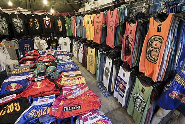 Kinh doanh quần áo Thái Lan