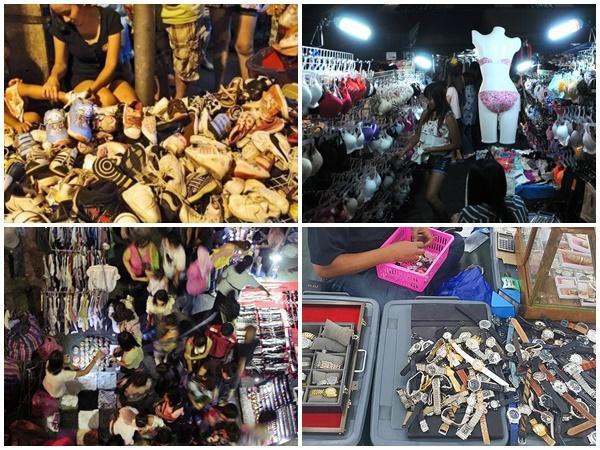 Quý Nam tìm nguồn hàng giày dép Thái Lan cho khách hàng