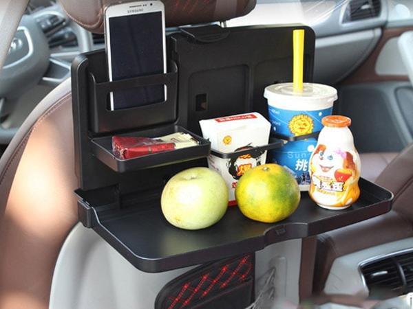 Bàn ăn tiện lợi dành cho xe hơi