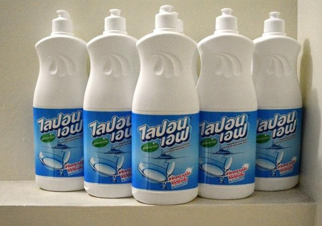 Lipon nước rửa chén Thái Lan