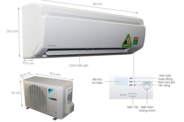 Quý Nam mua hộ máy lạnh Thái Lan miễn phí