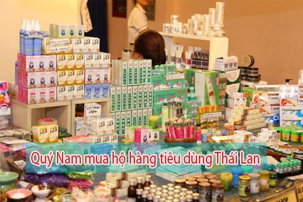 Chợ bán hàng TháiLan