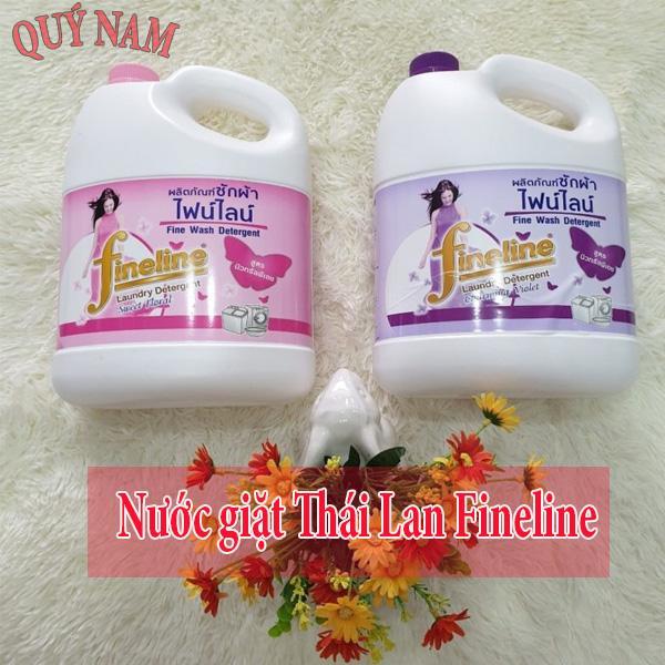 Nước giặt Fineline Thái Lan