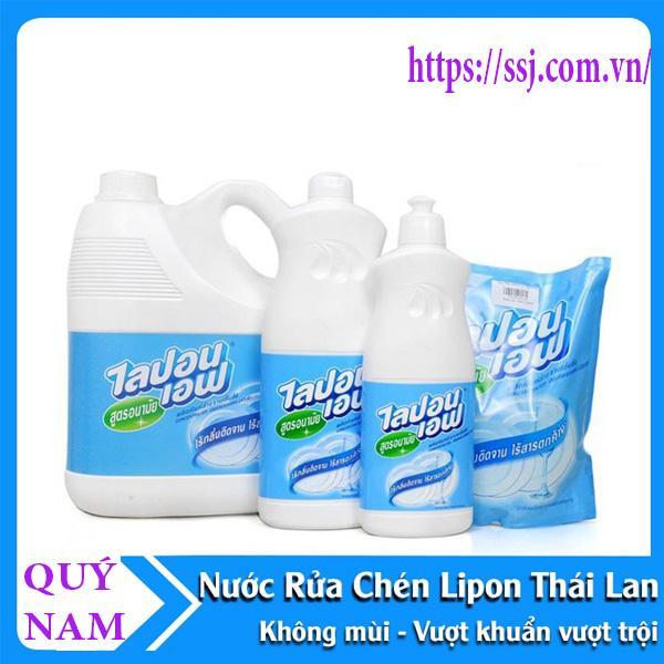 Nước rửa bát Lipon Thái Lan