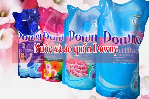 Nước xả vải Downy
