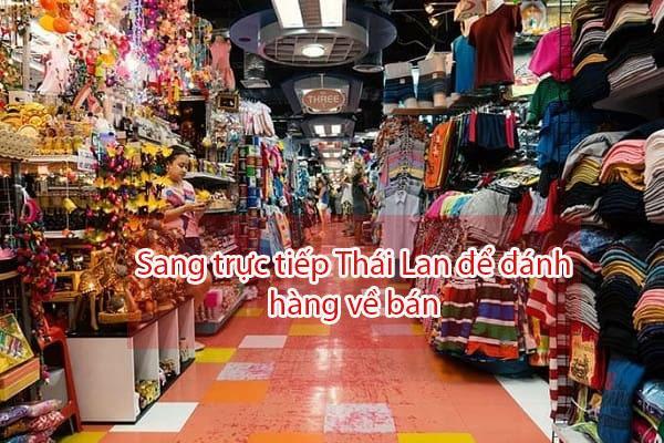 đi Thái Lan mua Bột giặt Pao Thái Lan trực tiếp