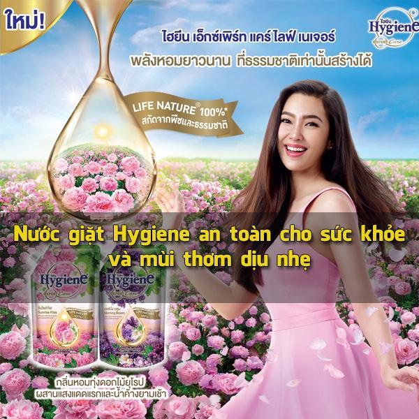 nước giặt Hygiene Thái Lan an toàn cho sức khỏe