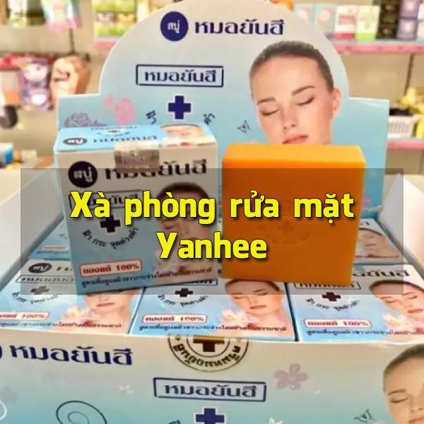Xà phòng rửa mặt Yanhee