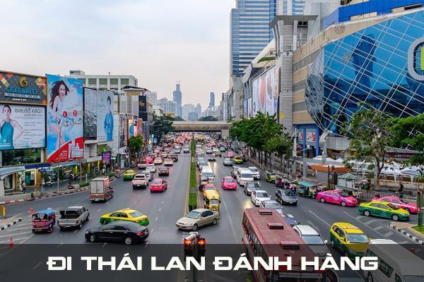 Đi Thái Lan đánh hàng ghế nhựa Thái Lan